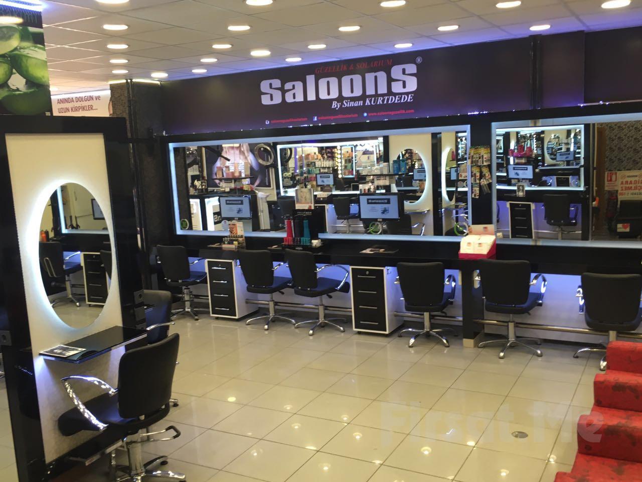 Kozyatağı SaloonS Güzellik & Solaryum