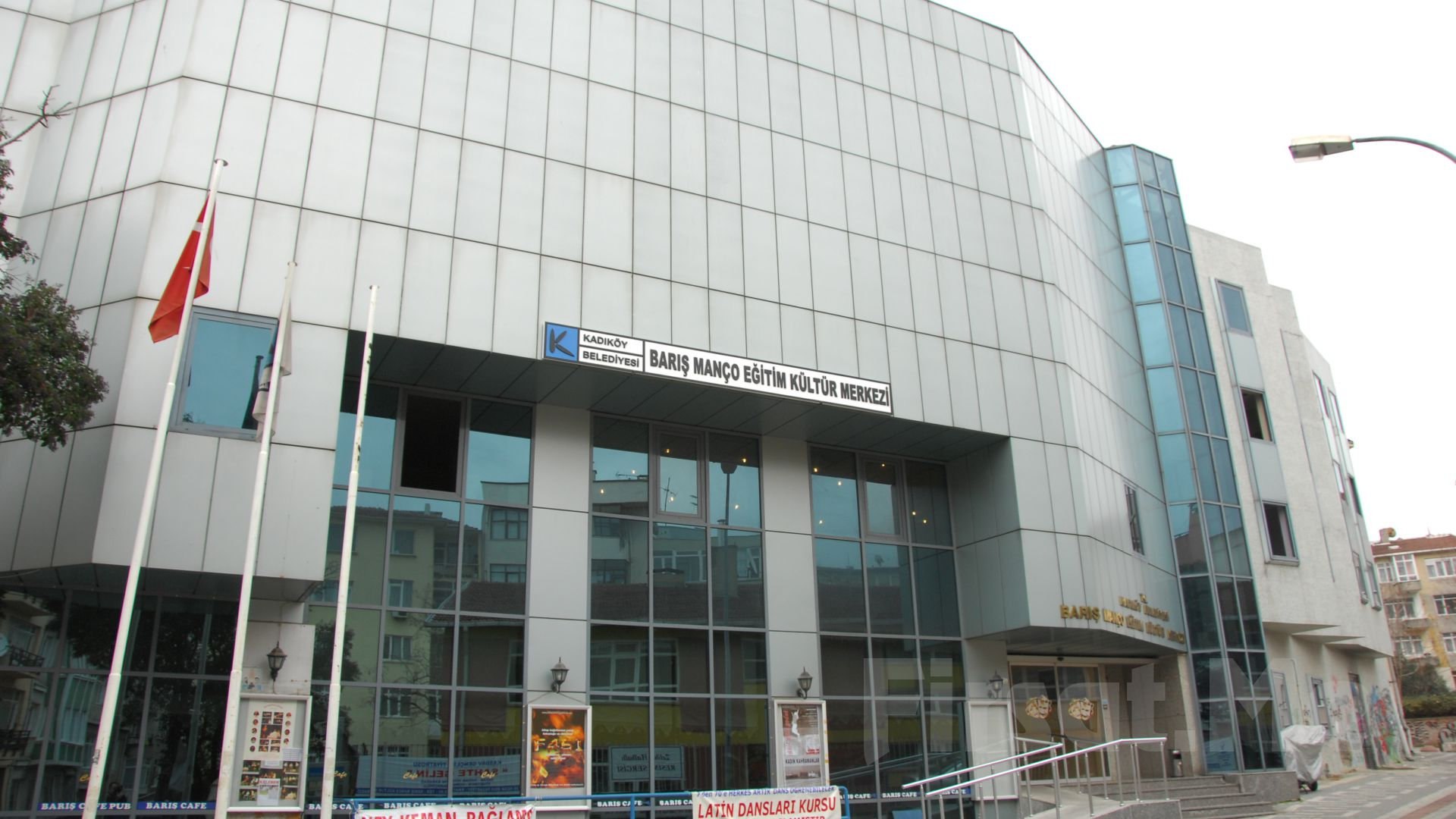 Kadıköy Barış Manço Kültür Merkezi