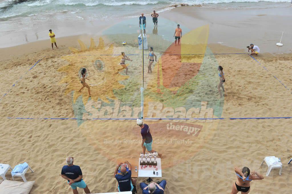 Solar Beach Therapy